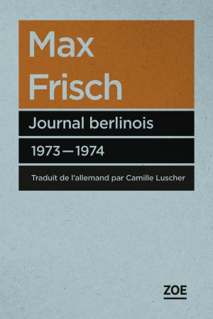 Journal berlinois 1973-1974